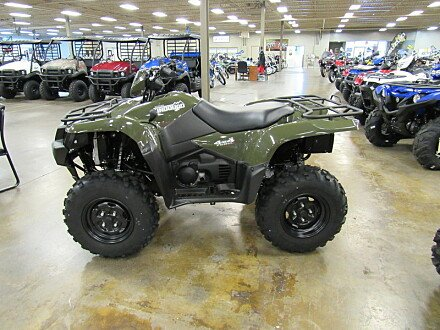 2018 Suzuki KingQuad 750 for sale 200600460